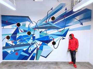 Celonis Mural