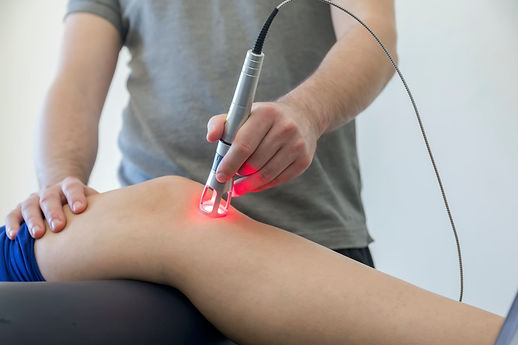 bigstock-Laser-Therapy-On-A-Knee-Used-T-