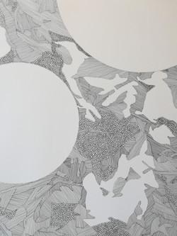 White Spots, detail,2