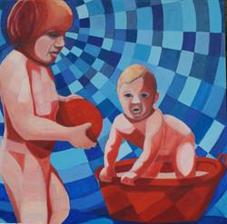Baby Wash - 60cmX60cm