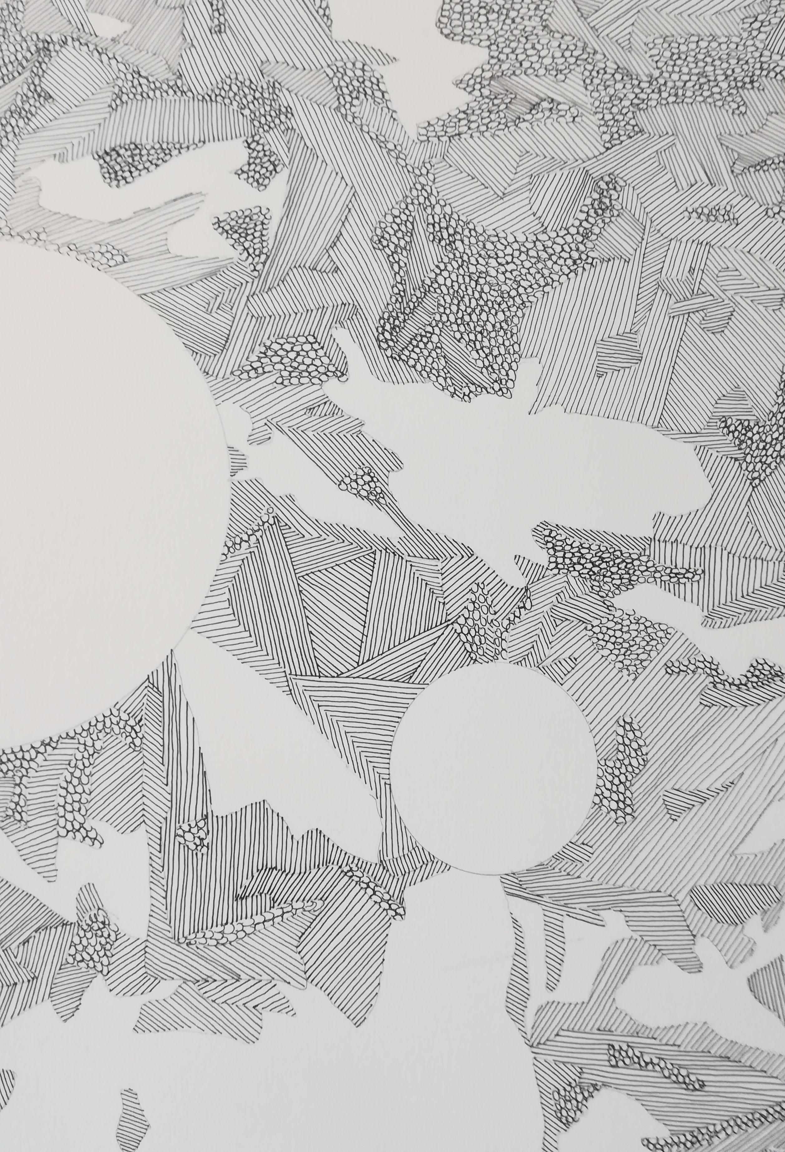 White Spots, detail 3