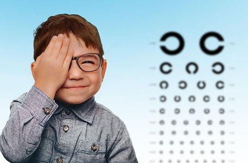 Kids Eye Checkup