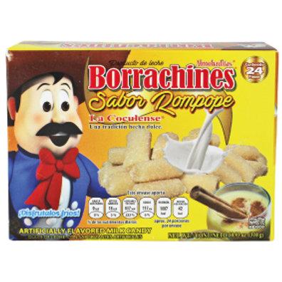 Borrachines dulces de Leche Rompope 24ct