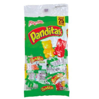 Panditas gummy bears 25ct