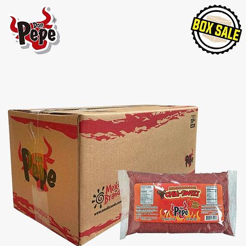 Box Don Pepe Chilli Powder Chilli Sweet  21 / 1.1 lb (500 g)