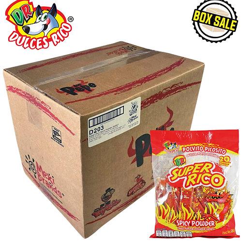 Super Rico Bolsa 24 bags / 20 pieces