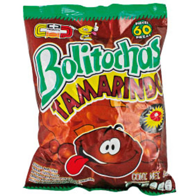 Bolitocha Tamarindo 50ct