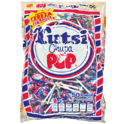 Tutsi Pop Lollipop 50ct