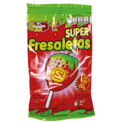 Super Fresaleta lollipop with chilli