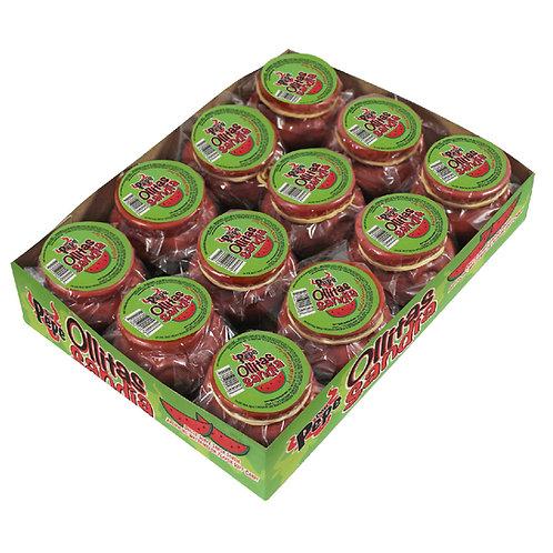 Don Pepe Mini Ollita Rica Watermelon Flavored soft Candy 12ct