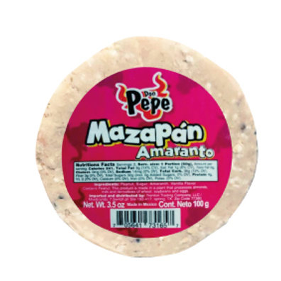 Don Pepe Mazapan Amaranth