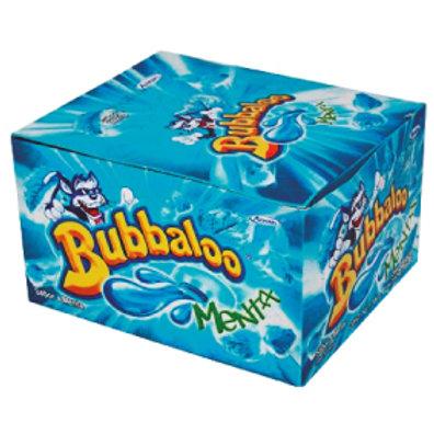 Bubbaloo Menta 50ct