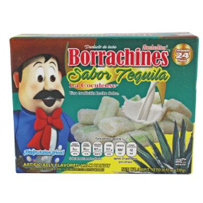 Borrachines dulces de leche Tequila 24ct