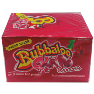 Bubbalo Cherry 50ct