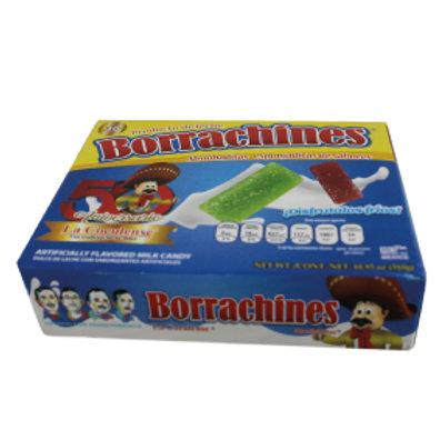 Borrachines Dulce de Leche Sabores Surtidos  30ct