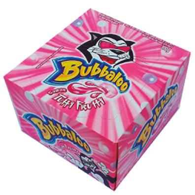 Bubbaloo Tutti Frutti 50ct