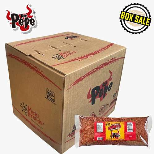 Box Don Pepe Chilli Powder #5 21 / 1.1 lb (500 g)