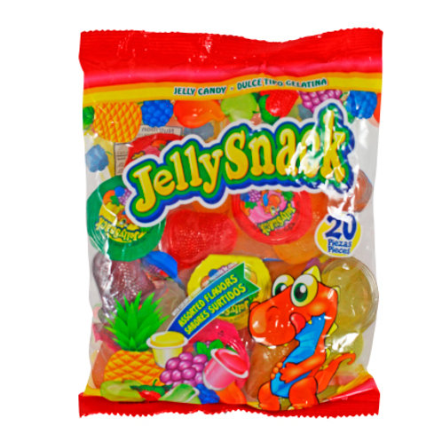Jelly Snack Jelly Candy bag 20 CT