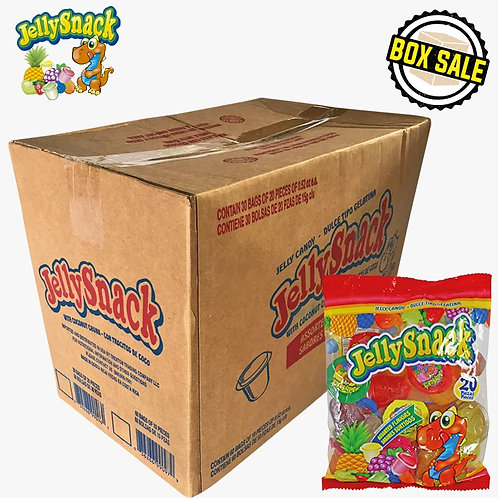 Jelly Snack Jelly Candy 30/20 CT