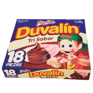 Duvalin display Trisabor 18ct