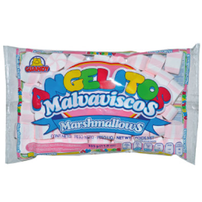 Angelitos Starlight Pink Marshmallow 335g