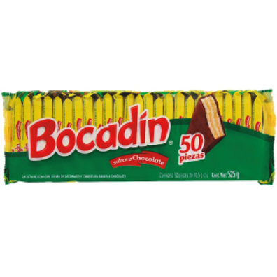Bocadin Chocolate bag 50 pieces