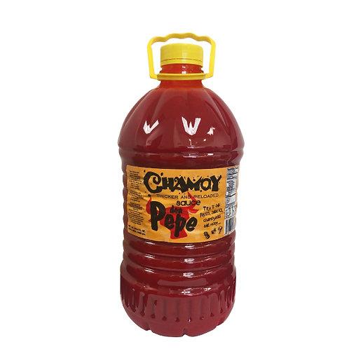 Don Pepe Chamoy Sauce 1 Gal ( 3.7 ltr)