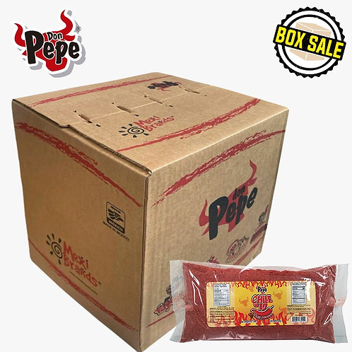 Box Don Pepe Chili Powder #10 21 / 1.1 lb (500 g)