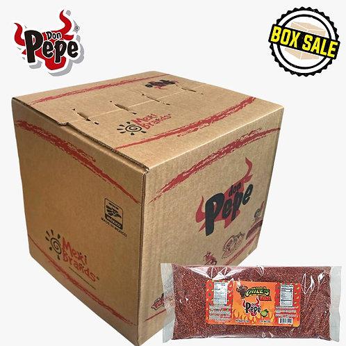 Box Don Pepe Chilli Powder #5  Extra  with Lemon  21 / 1.1 lb (500 g)