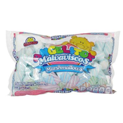 Angelito Churro Baby Blue Marshmallow  335g
