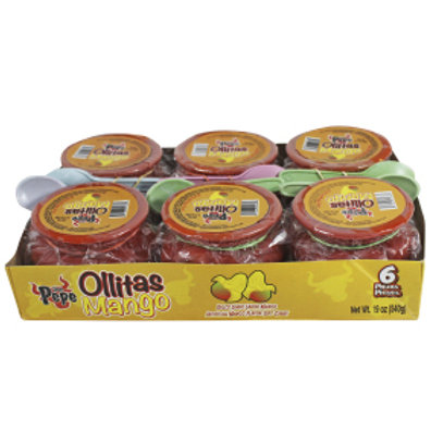 Ollitas Ricas Mango 6/90 g