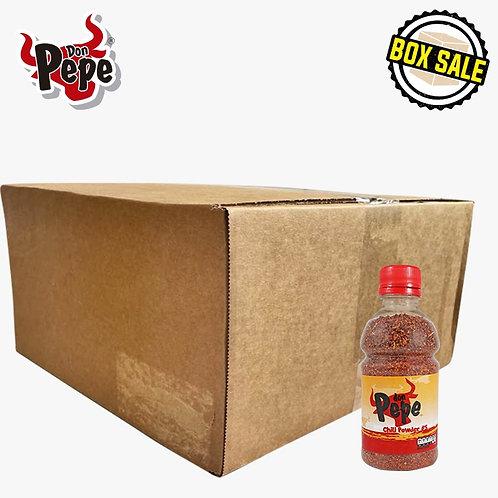 Box Don Pepe Chilli Powder #5 25 / 5 oz (150 g)