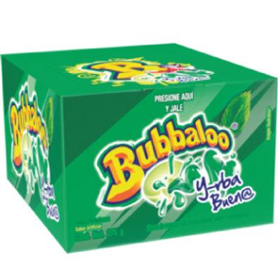 Bubbalo Yerbabuena 50ct