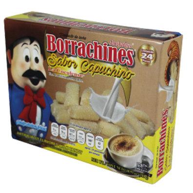 Borrachines dulces de Leche Capuchino canela 24ct