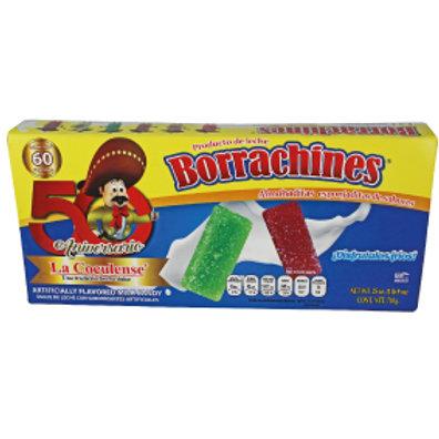 Borrachines Dulce de Leche Surtidos 60ct