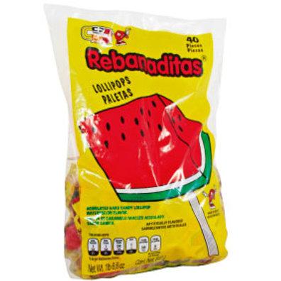 Rebanaditas Lollipop with no chilli