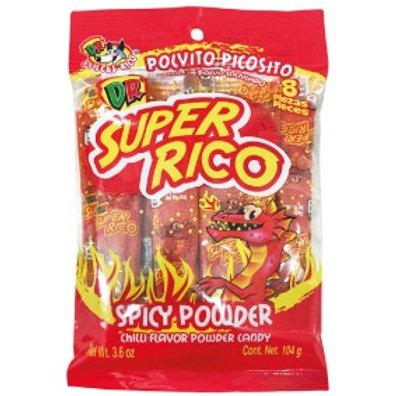 Dulces Rico Super Rico  8ct