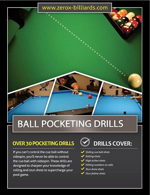 Tor Lowry's Ball Pocketing Drills Master