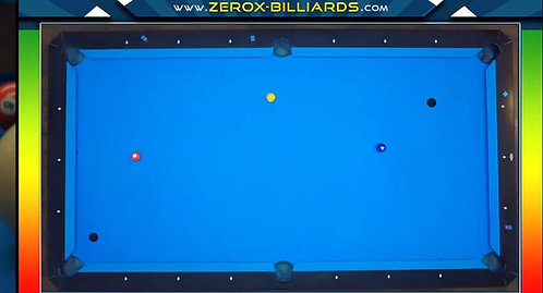 Tor Lowry's 9-Ball Timed Pattern Challenges
