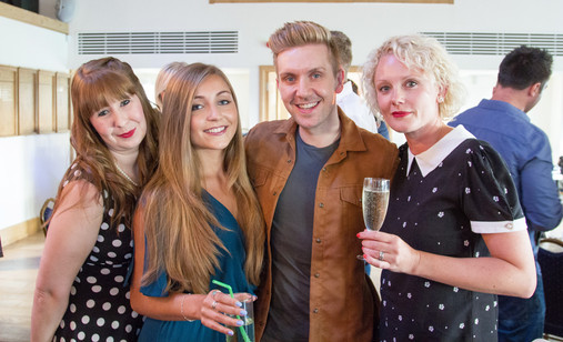 Time and Space Media | Group Shot | Events Photography
