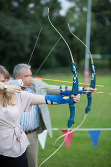 Time and Space Media | Archery Shot | Events Photography