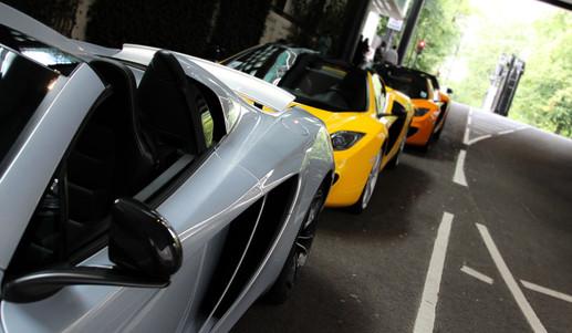 Mclaren Automotive | MP4-12C | Events Photography