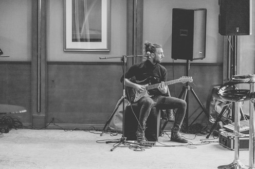 ILS | Lone Guitarist | Events Photography