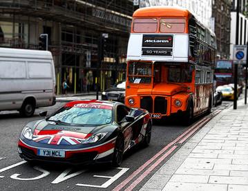 McLaren Automotive | Events Photography