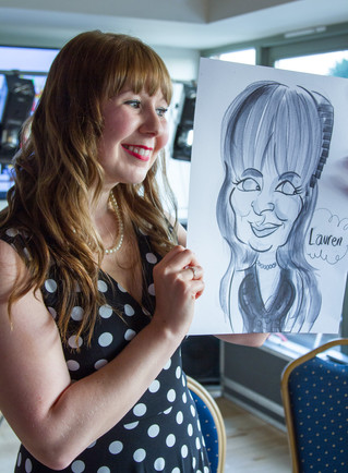 Time and Space Media | Caricature | Events Photography
