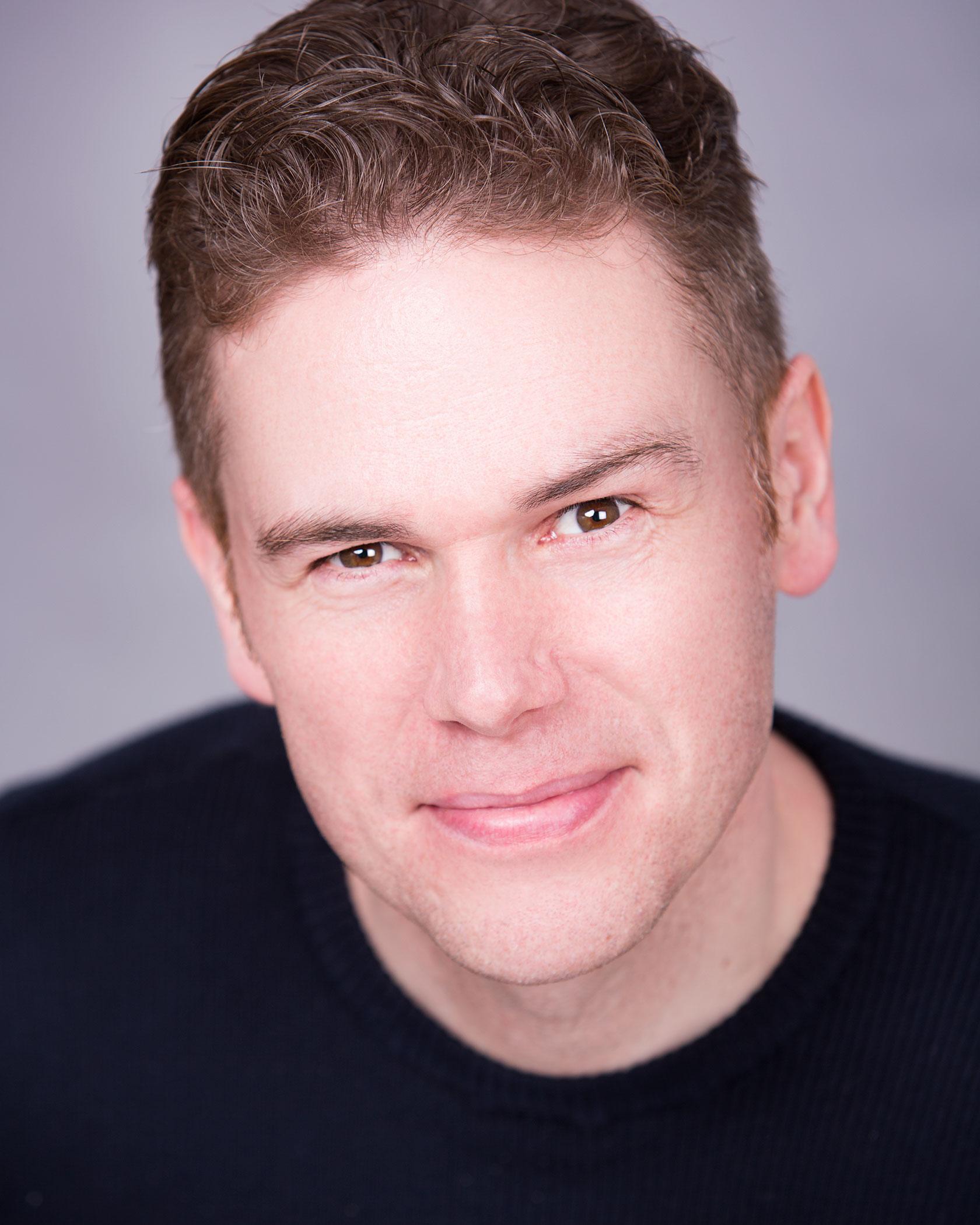 Shaun Dalton | Actors Headshot