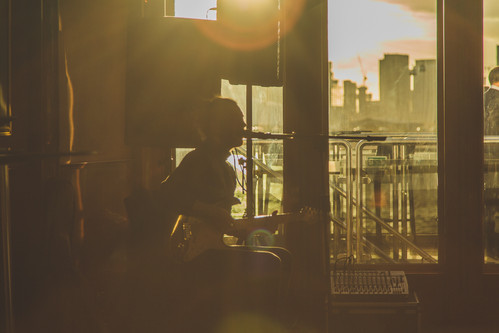 ILS | Sunset Player | Events Photography