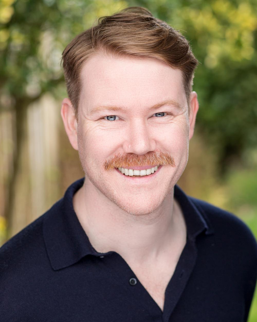 Matt Betteridge | Actors Headshots