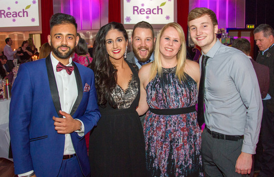 Reach Contact | Group Shot | Events Photography