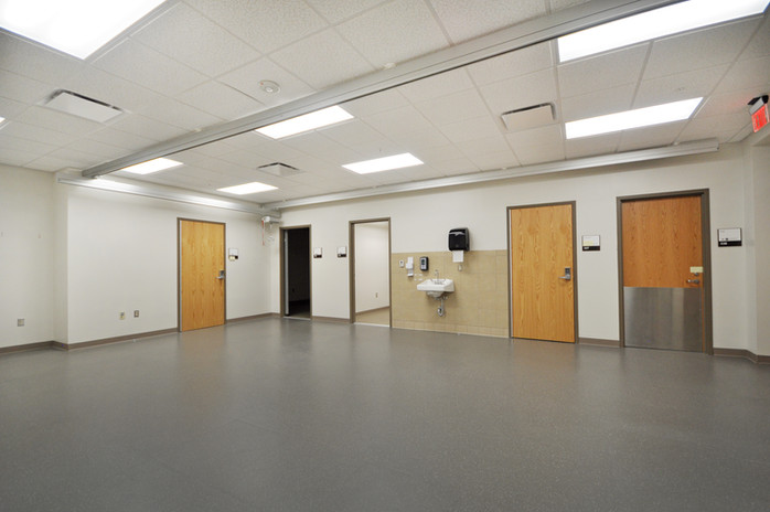 Lawton, Community, Outpatient, Clinic, VA, health care, oklahoma, federal, architecture, engineering, design, medical, expansion, facility, Fort Sill, military base, mental health, occupational, therapy, physical, prosthetics, women's, clinic, eye clinic, audiology, telehealth, social work, support spaces
